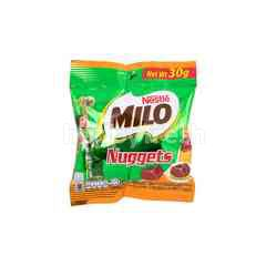 Nestle Milo Nuggets Chocolate
