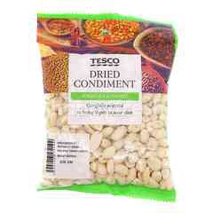 Tesco Dried Condiment Groundnut Without Skin