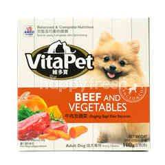 VITA PET Beef & Vegetables