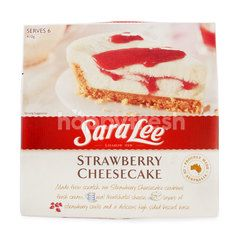 Sara Lee Strawberry Cheesecake
