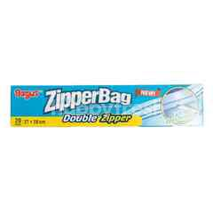 Bagus Zipperbag Double Zipper