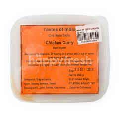 Taste Of India Chicken Curry
