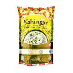 Faiza Kohinoor Basmathi Super Extra Long Grain