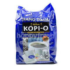 Hang Tuah 2 In 1 Black Coffee