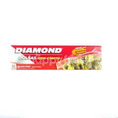 Diamond Tas Plastik Beresleting