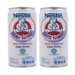 Bear Brand Sterilized Milk Twin-pack