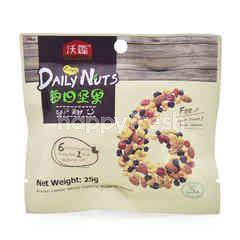 Wolong Mixed Daily Nuts Nutrition Bar