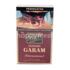Gudang Garam International Rokok Kretek Filter