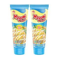 Mayumi  Original Mayonnaise (Tube) Twinpack