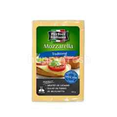 Perfect Italiano Mozzarella Traditional Block Cheese