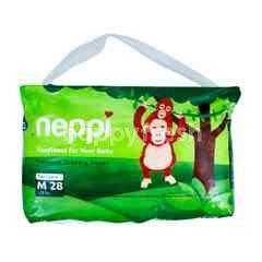 Neppi Premium Diapers Pants M 7-12kg