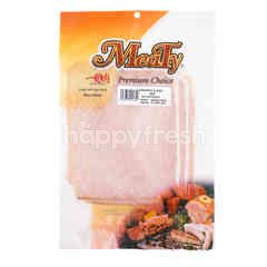 Meaty Pineapple Glazed Pork Ham - Premium Choice