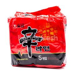 Nongshim Shin Ramyun Instant Noodle