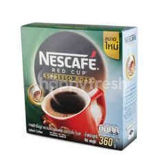 Nescafé Instant Coffee Red Cup Espresso Roast