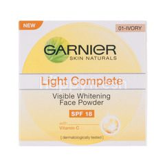 Garnier Light Complete 01 Ivory Bedak Wajah 9g