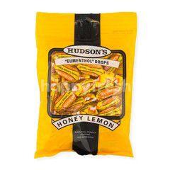 Hudson's Eumenthol Honey Lemon Drops