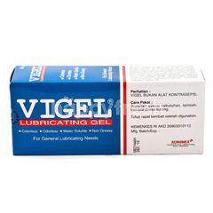 Vigel Lubricating Gel