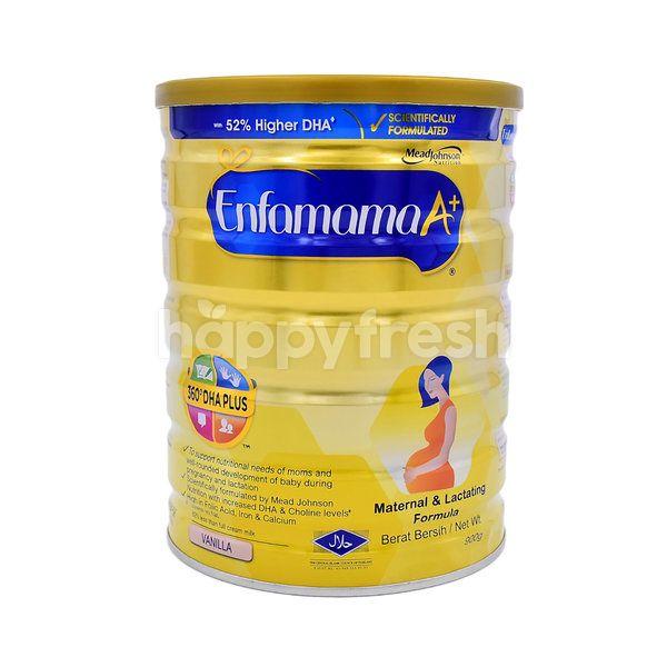 MEAD JOHNSON Vanilla Flavoured Enfamama A+ Maternal & Lacting Formula