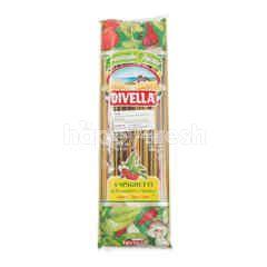 Divella 8 Spaghetti al Pomodoro e Spinaci Pasta