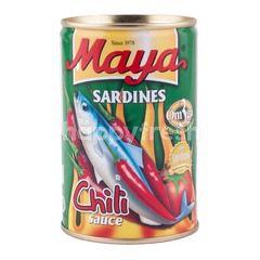 Maya Sarden Saus Cabai