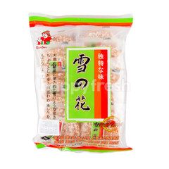 Bin Bin Spicy Snow Rice Crackers