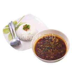Indonesia Beef Black Soup (Rawon)