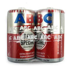 ABC New Special Tahan Bocor ?â???? Ekstra Kelas Berat  1.5V
