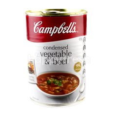 Campbell's Condensed Vegetable & Beef