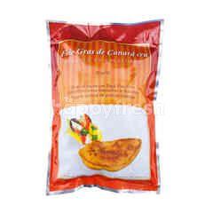 Food Diary Fz Duck Foie Gras Pre Slice
