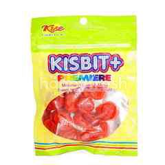 Kise Kisbit+ Premiere Sweet & Sour Preserved Fruits Red Cherry