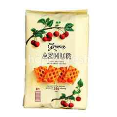 Grona Azhur Puff Pastries With Fruit Fillings