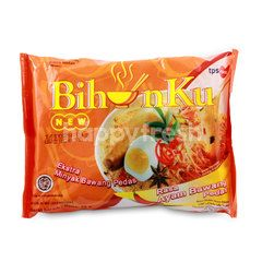 Bihunku Chicken Spicy Onion Instant Soup Vermicelli