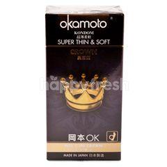 Okamoto Crown Condom