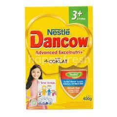 Dancow 3+ Pre School Susu Bubuk Rasa Cokelat