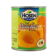Hosen Half Peaches In Syrup