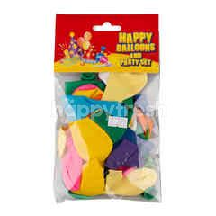 New Year Decoration Balloon Colourful Colour Size 7 Inches