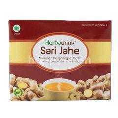 Herbadrink Ginger Extract Health Drink
