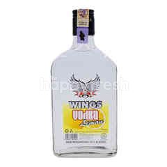 Wings Liquor Vodka Lemon