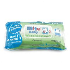 Mitu Baby Antiseptic Wipes