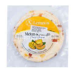 Lemnos Keju Buah Melon dan Mangga