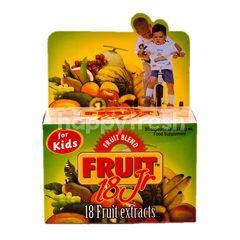 Fruit 18 Jr Suplemen Makanan untuk Anak