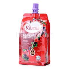 Ribena Blackcurrant & Strawberry Fruit Drink