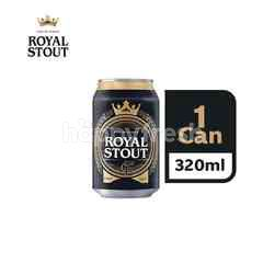 Royal Stout Beer Can (320ml)