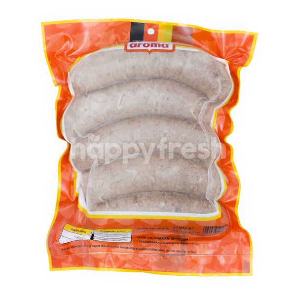 Aroma Pork Bratwurst Sausage