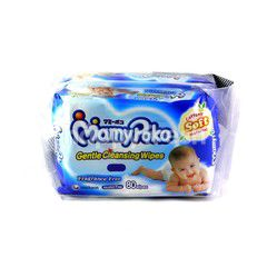 MamyPoko Fragrance Free Gentle Cleansing Wipes Value Pack