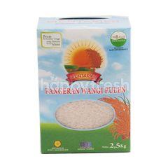 Mentariku Organic White Rice