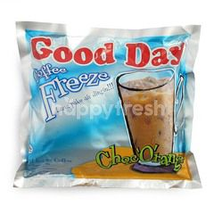Good Day Coffee Freeze Choc'O'range Powdered Coffee