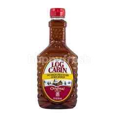 Log Cabin No High Fructose Corn Syrup