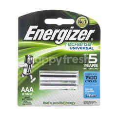 Energizer Recharge Universal Baterai