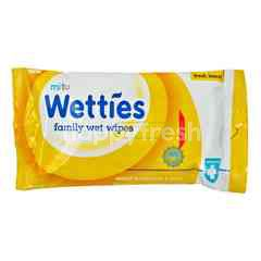 Wetties Antiseptic Wipes
